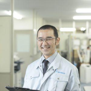飯塚 啓文(総務部)