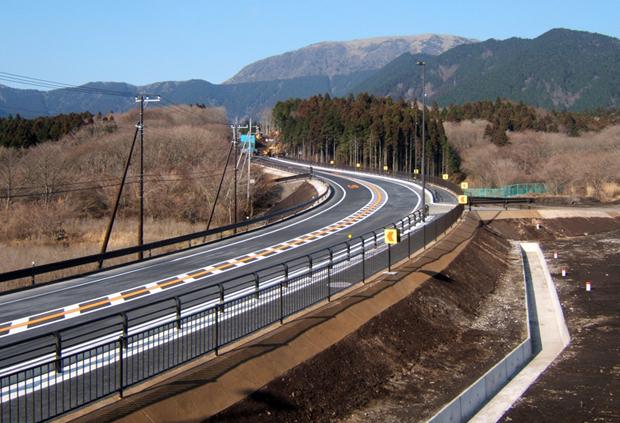 富士管内道路整備工事