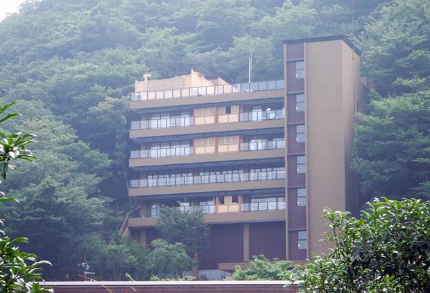 箱根 Tホテル改修工事
